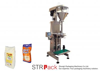 Auger Powder Filling Machine With Online Weigher