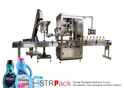 Bottle Continuous Capping Machine